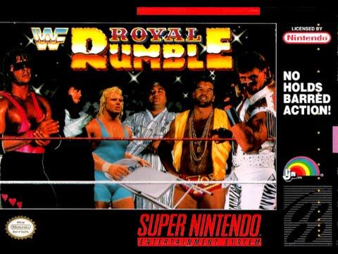 wwf royal rumble 1993 super nintendo trucos
