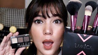 Video Full Face Indonesia Local Brand Makeup | Alice Norin MP3, 3GP, MP4, WEBM, AVI, FLV Agustus 2018