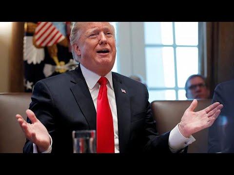 Ν. Τραμπ: « Ή τείχος ή λουκέτο»