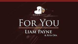 Video Liam Payne & Rita Ora - For You - HIGHER Key (Piano Karaoke / Sing Along) MP3, 3GP, MP4, WEBM, AVI, FLV Februari 2018