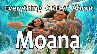 Video Everything GREAT About Moana! MP3, 3GP, MP4, WEBM, AVI, FLV Januari 2019