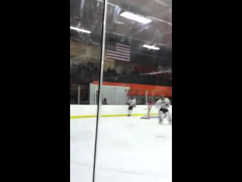 farmington - A goalie in Farmington, Minnesota was so mad about being demoted to second string that he intentionally scored a goal on his own net. It happened on senior n...