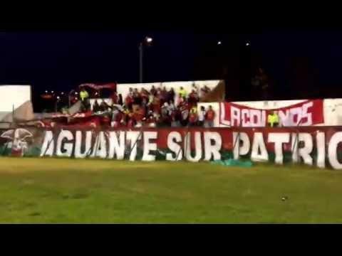 Aguante sur patriotas murga ( una calle nos separa ) - Aguante Sur Patriotas - Patriotas Boyacá