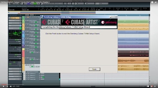 Cubase 7 Quick Start Video Tutorials - Chapter 1 - Getting started
