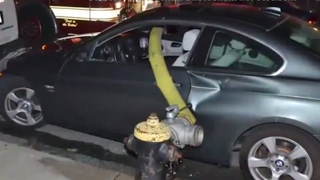 WE ALL HAVE SEEN THE SIGNS AND WARNING FOR PARKING IN FRONT OF HYDRANT.  BUT YET SOME STILL DO IT.  AND THE POLICE FOR SOME REASON ARE NOT HELD TO THE SAME STANDARDS. WATCH AND ENJOY.1. https://www.youtube.com/watch?v=3T9USqzl1vwIllegally Parked Car Owner is Not Happy Fire Fighters Smashed Her Car Window and Run Hose Through it - World Around2. https://www.youtube.com/watch?v=dNBbFjJJ4-oParked by hydrant? BMW = Break My Window - CNN 3. https://www.youtube.com/watch?v=bLdCSyjSDzMIFD outs driver who parked too close to hydrant on Facebook - WTHR4. https://www.youtube.com/watch?v=krTsLw2k8zEBMW Driver Who Blocked South End Fire Hydrant Apologizes- CBS Boston