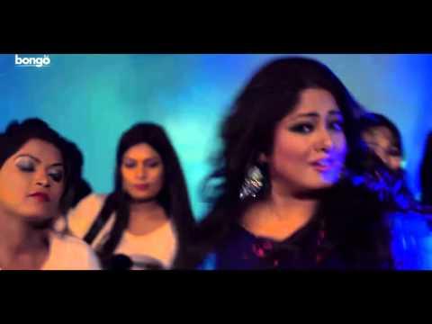 Rongilare Rongilare   Mon Janena Moner Thikana 2016   Movie Song   Tanvir   Moushumi   Papri