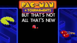 PAC-MAN +Tournaments YouTube video