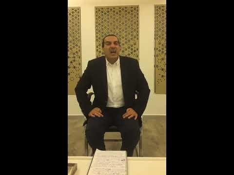 العرب اليوم - بالفيديو: رد قوي من عمرو خالد على اتهامه بالتمثيل في الحج