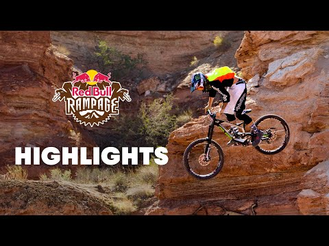 Red - CLICK for more Rampage 2014 videos: http://win.gs/1FdLZ6v From Cam Zink's massive 360 step-down to Tom Van Steenbergen's biggest front flip ever attempted on a mountain bike, there was no ...