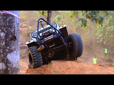 Kattappana  Offroads  Performing  R&t 4x4 Summer  Extreme -2019