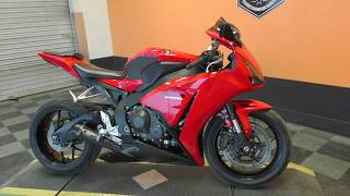 11. 400885   2012 Honda CBR1000RR - Used motorcycles for sale
