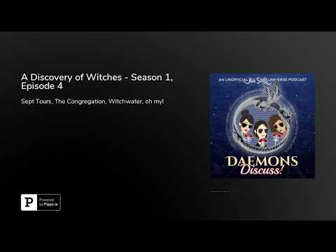 A Discovery of Witches - Season 1, Episode 4
