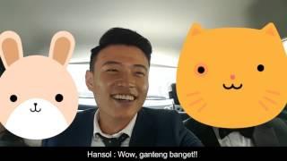 Video ORANG KOREA NGOMONG JAWA DI KOREA! (VLOG PERNIKAHAN) MP3, 3GP, MP4, WEBM, AVI, FLV Februari 2019