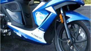 9. 2012 KYMCO Kymco People 150 Used Cars Knoxville TN