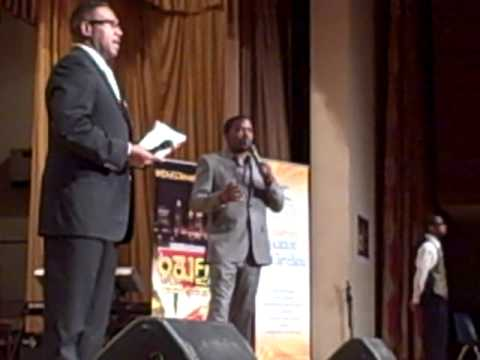 Michael Baisden and George Willborn Speak at East Tech High School