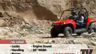 9. ATV Television Test - 2008 Polaris RZR