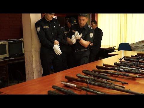 Ιντερπόλ: Σύλληψη 149 υπόπτων για λαθρεμπόριο όπλων κατά την επιχείρηση Trigger