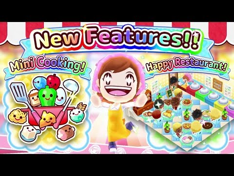 Happy Restaurant! Cooking Mama Let's Cook