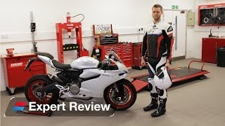 1. 2014 Ducati 899 Panigale bike review