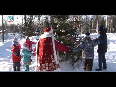 Рождество для приемной семьи