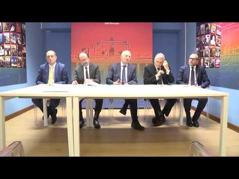 Diritto Europeo, siglata l'intesa tra la Regione e l'Università di Teramo VIDEO