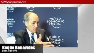 WEF 2013: Roque Benavides sobre lo que le preocupa a los mineros