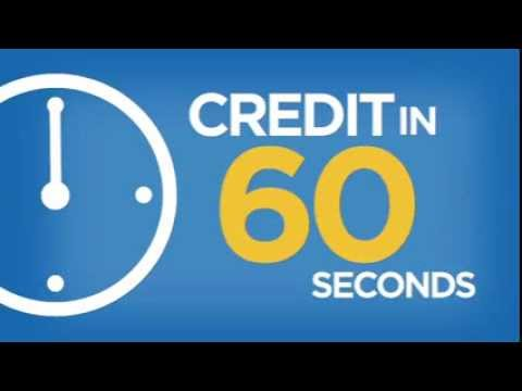 The Average Score Needed For a Mortgage Loan - Credit in 60 Seconds