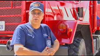 New Boston (TX) United States  City new picture : Volunteer Fire Dept Acquires Military Surplus Cargo Truck from GovLiquidation.com