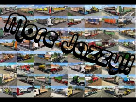 Trailers and Cargo Pack by Jazzycat v4.4