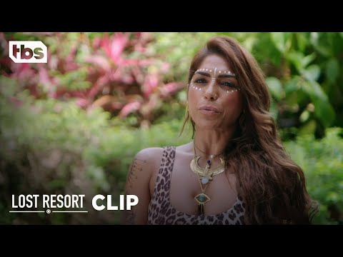 Lost Resort: Meet Acqua - Sacred Sexual Healer (Season 1 Episode 3 Clip) | TBS