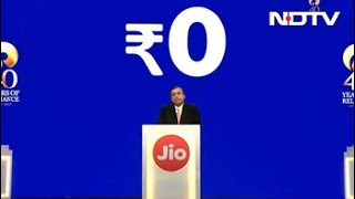 """At the Reliance AGM on Friday, Chairman Mukesh Ambani announced JioPhone was introduced as """"India ka Smartphone"""", for an """"effective price of Rs. 0"""" - but you have to pay a """"fully refundable"""" Rs. 1,500 deposit, refunded after three years.NDTV is one of the leaders in the production and broadcasting of un-biased and comprehensive news and entertainment programmes in India and abroad. NDTV delivers reliable information across all platforms: TV, Internet and Mobile.Subscribe for more videos: https://www.youtube.com/user/ndtv?sub_confirmation=1Like us on Facebook: https://www.facebook.com/ndtvFollow us on Twitter: https://twitter.com/ndtvDownload the NDTV Apps: http://www.ndtv.com/page/appsWatch more videos: http://www.ndtv.com/video?yt"""
