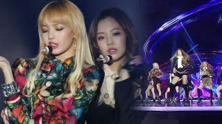 Video BLACKPINK Sexy 'WHISTLE + PLAYING WITH FIRE' Stages @2016 SAF Gayo Daejun EP MP3, 3GP, MP4, WEBM, AVI, FLV Juni 2019