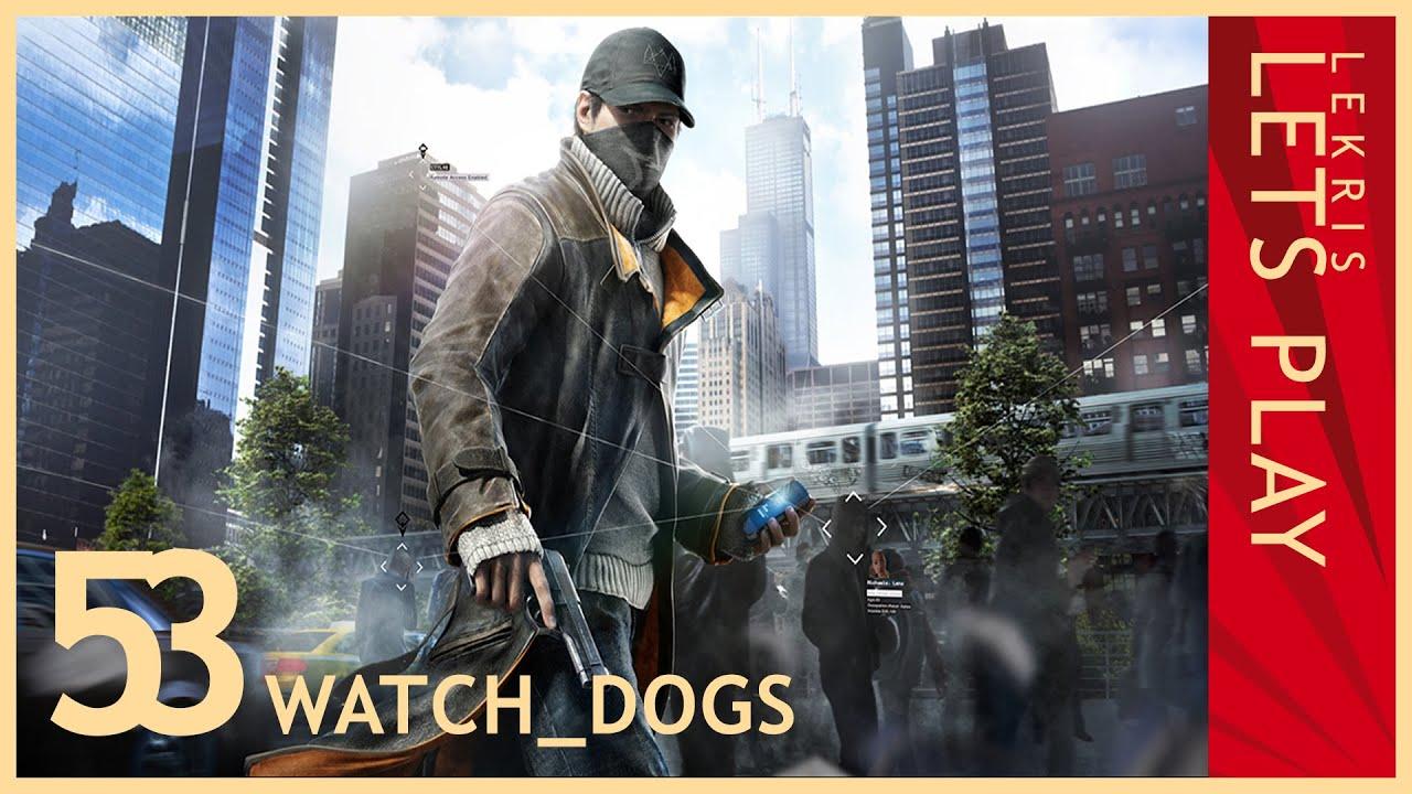 Watch Dogs #53 - Der Kreis schliesst sich