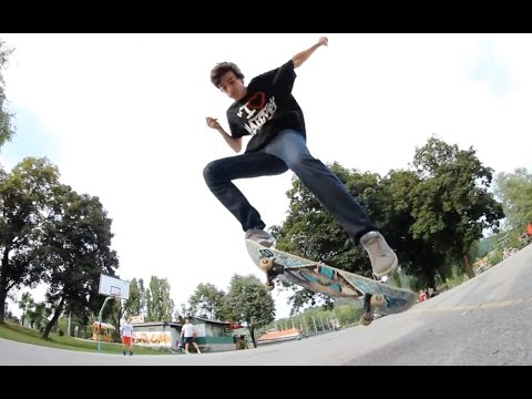 flip - http://www.brailleskateboarding.com/shop CLICK ABOVE TO GET THE MOST DETAILED HOW TO VIDEOS EVER MADE! SKATEBOARDING MADE SIMPLE! THUMBS UP FOR MORE VIDEOS! ...