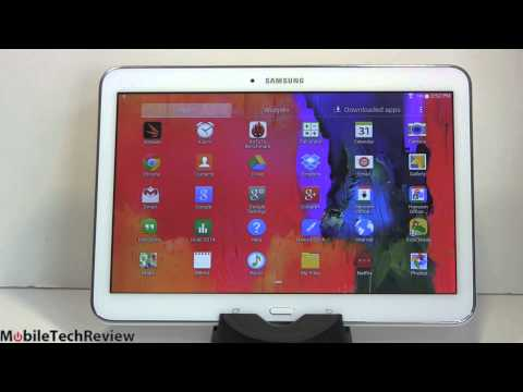 Samsung Galaxy Tab 4 10.1 Review