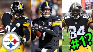 Ranking The NFL's Best Triplets Of All-Time (QB-RB-WR) by Total Pro Sports