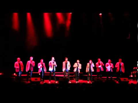 Straight No Chaser Tainted Love at Wolf Trap 30Jun13