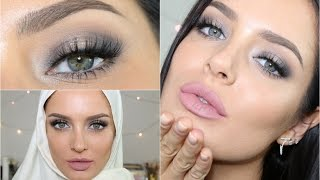 EID MAKEUP TUTORIAL: Soft Glam Look with Cool Tones! by Chloe Morello