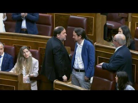 Κρατούμενοι αποσχιστές και Ακροδεξιοί για πρώτη φορα στη νέα Ισπανική Βουλή…