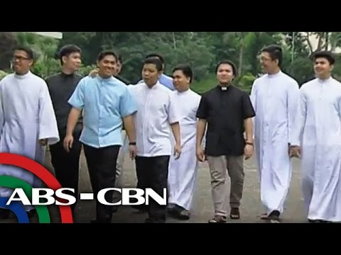 why - Despite the many challenges and sacrifices, many Filipino men are heeding the Church's call to serve. Data from the CBCP shows there has been an increase in the number of priests in the Philippines.