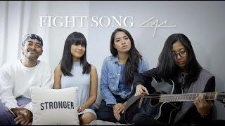 Fight Song - Gamaliel Audrey Cantika ( ft. Misi Lesar ) Video