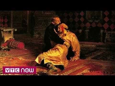 Kiệt tác hội họa Nga bị kẻ say làm hư hại | VTC1 - Thời lượng: 55 giây.