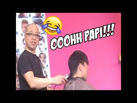 MOANING PRANK ON UNSUSPECTING HAIRDRESSER!