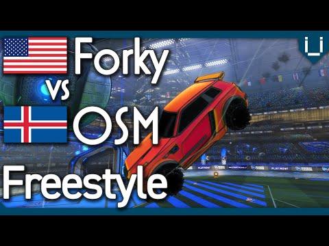 OSM vs Forky   Freestyle 1v1