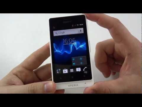 Sony Xperia go - pierwsze wrażenia