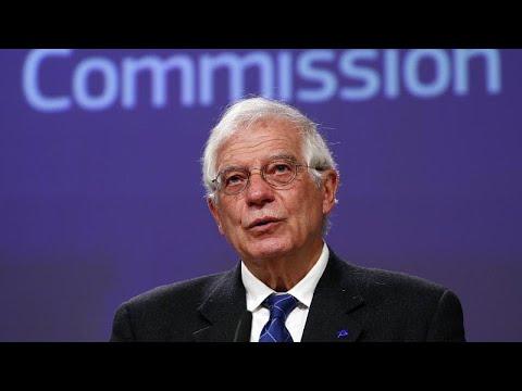 Η ΕΕ εγκαινίασε σήμερα την επιχείρηση IRINI για την εφαρμογή του εμπάργκο όπλων στη Λιβύη …