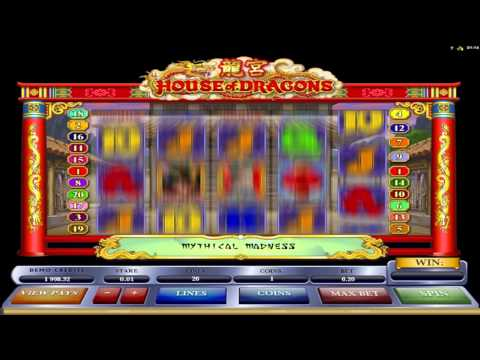 House of Dragons ™ free slots machine game preview by Slotozilla.com