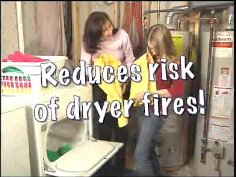 Lint Eater Fire Safety