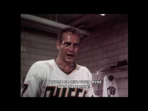 La Castagne (Slap Shot) avec Paul Newman (HD / VOSTFR)