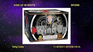 BP2588 Wind Up 36 shots (500g)